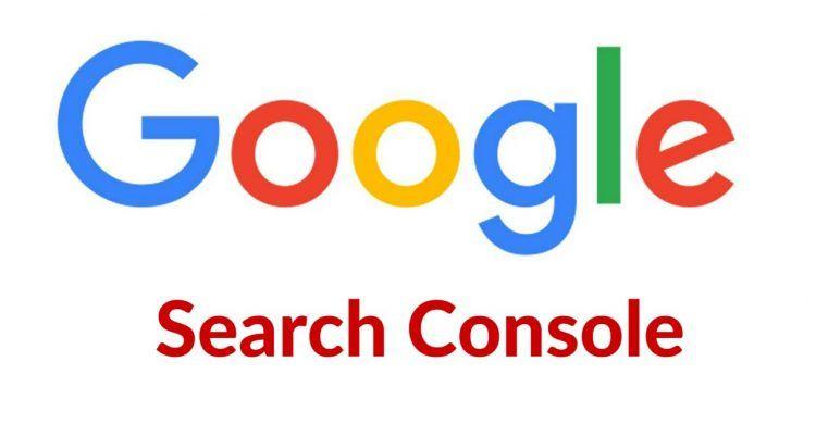 datos de clasificación de Google Search Console