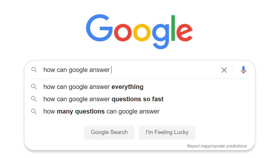 Búsqueda Semántica - Cómo Google puede contestar lo que sea
